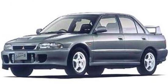 Image of Mitsubishi Lancer RS Evolution II