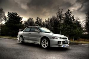 Picture of Mitsubishi LancerEvolution III GSR