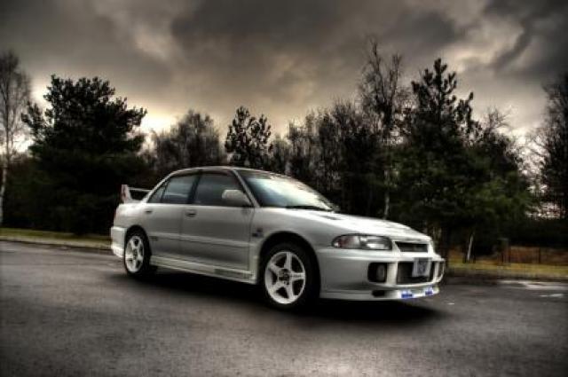 Image of Mitsubishi LancerEvolution III GSR