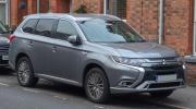Image of Mitsubishi Outlander Plug-In-Hybrid