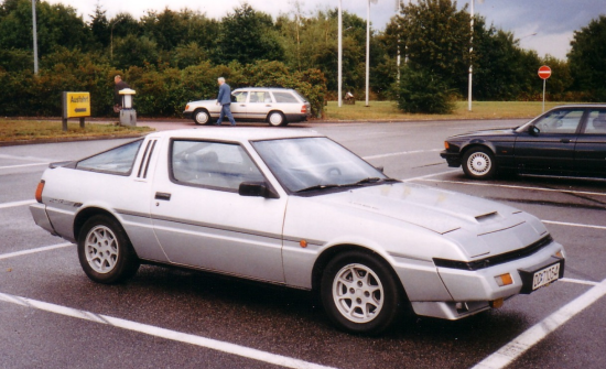 Image of Mitsubishi Starion 2000 Turbo