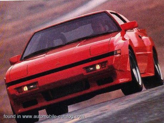 Image of Mitsubishi Starion ESI-R