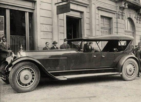 Image of Bugatti Type 41 Royale