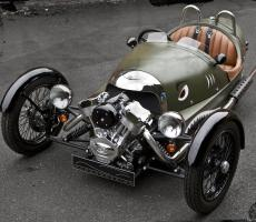 Picture of Morgan 3 Wheeler
