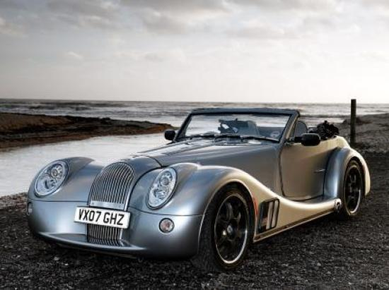 Image of Morgan Aero 8