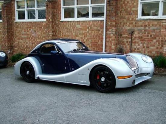 Image of Morgan Aero 8 GTN