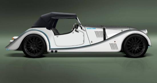Image of Morgan Plus 8 Speedster