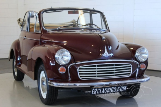 Image of Morris Minor