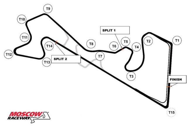 Image of Moscow Raceway GP