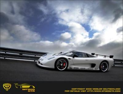 Image of Mosler MT 900 GTR