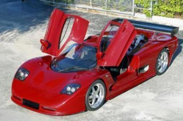 Image of Mosler MT 900S