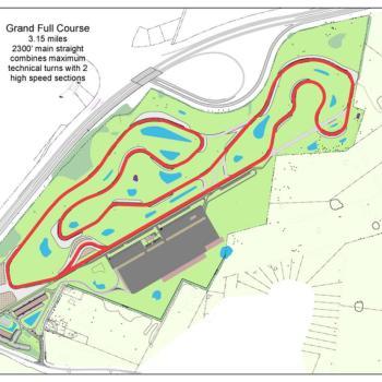 Image of NCM Motorsports Park Grand Full