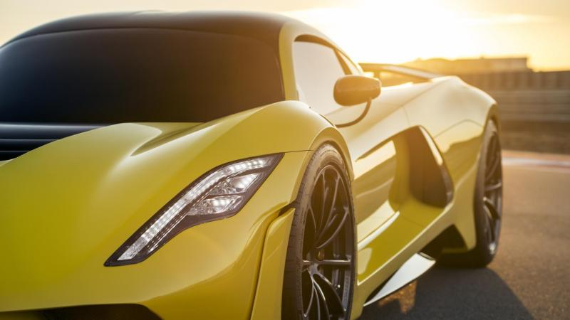 Cover for New Hennessey Venom F5 aims for 300mph