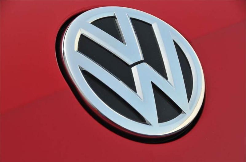 Cover for New Volkswagen logo!
