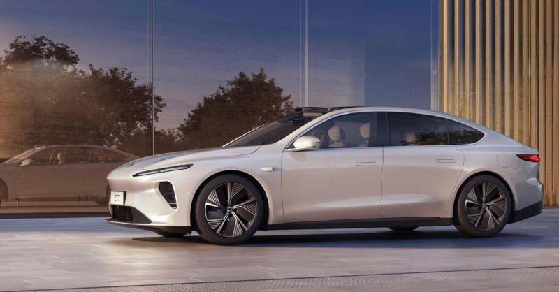 Cover for NIO Launches First Autonomous Driving Model ET7