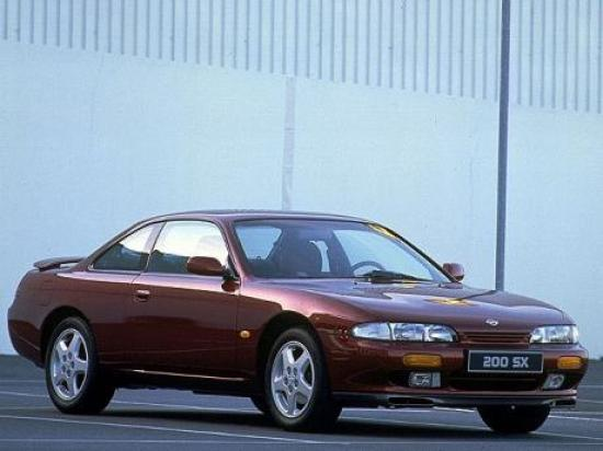 Image of Nissan 200SX
