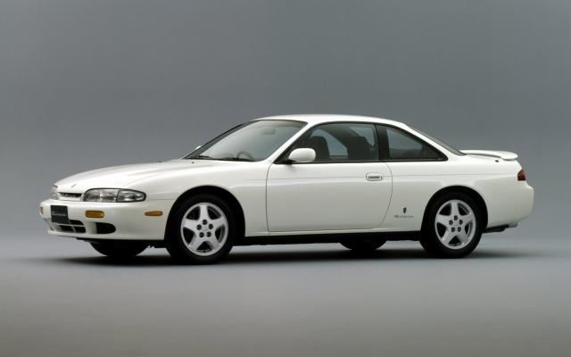 Image of Nissan 240SX