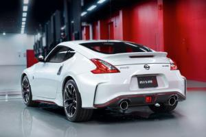 Photo of Nissan 370Z Nismo facelift