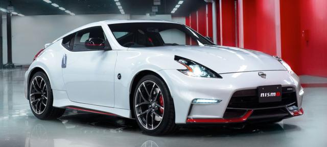 Image of Nissan 370Z Nismo