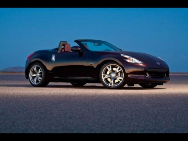 Image of Nissan 370Z Roadster
