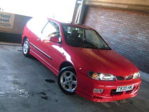 Photo of Nissan Almera GTI