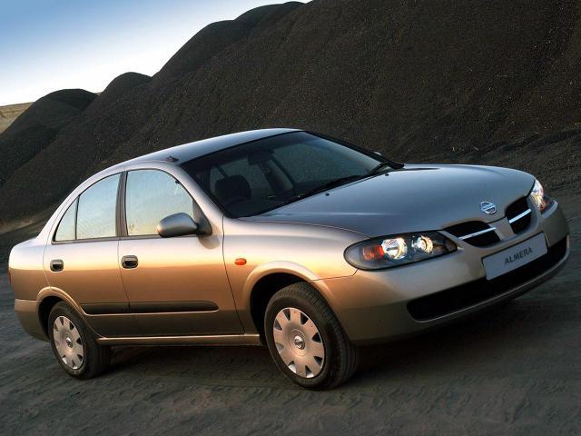 Image of Nissan Almera