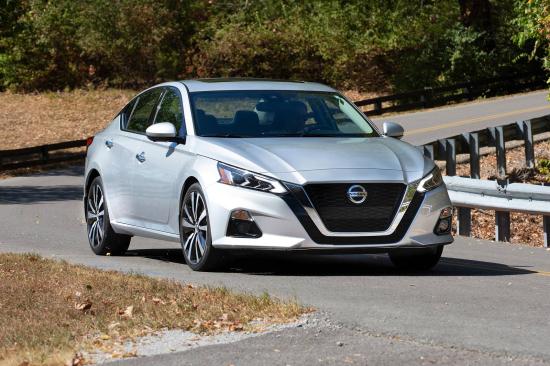 Image of Nissan Altima 2.5
