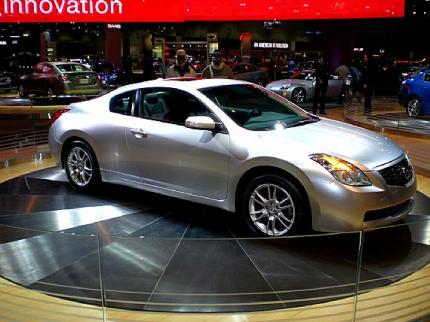 Nissan Altima Coupe laptimes, specs, performance data - FastestLaps.com