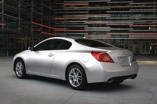 Image of Nissan Altima Coupe