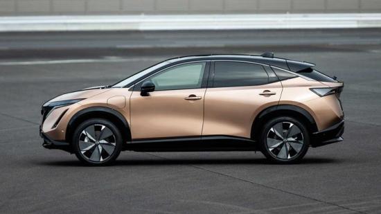 Image of Nissan Ariya AWD