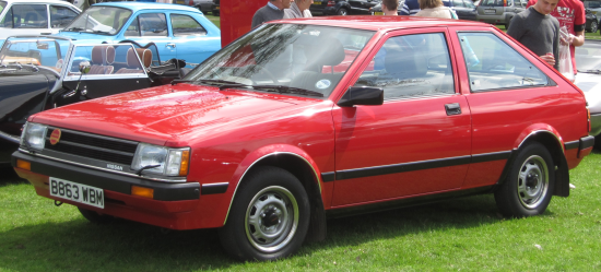 Image of Nissan Cherry 1.3 SGL