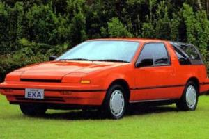 Picture of Nissan Exa (N13)