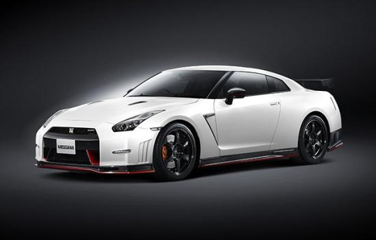 Image of Nissan GT-R Nismo