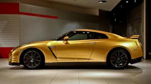 Photo of Nissan GT-R R35 550 PS