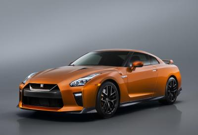 Image of Nissan GT-R