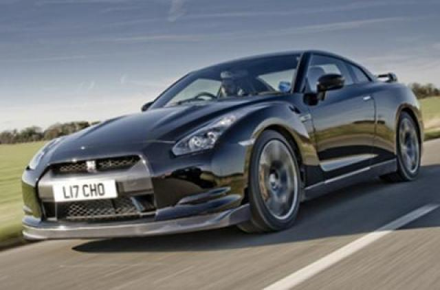Image of Nissan GT-R Spec-V