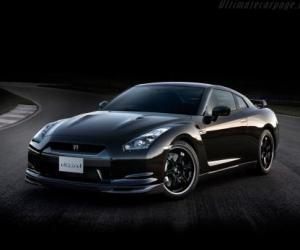 Picture of Nissan GT-R Spec-V (R35)
