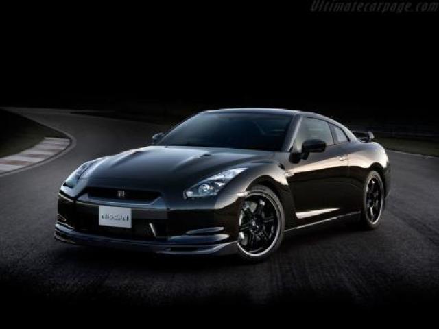 Image of Nissan GT-R Spec-V