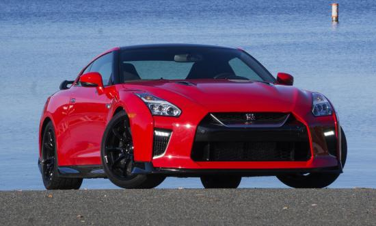 Image of Nissan GT-R Track Edition