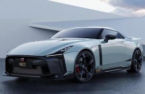 Photo of Nissan GT-R50 by Italdesign