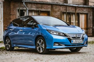 Picture of Nissan Leaf e+