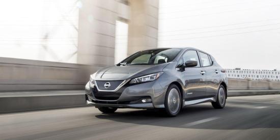 Image of Nissan Leaf S