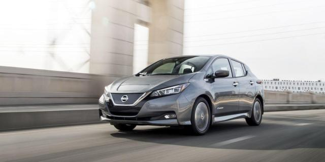 Image of Nissan Leaf S