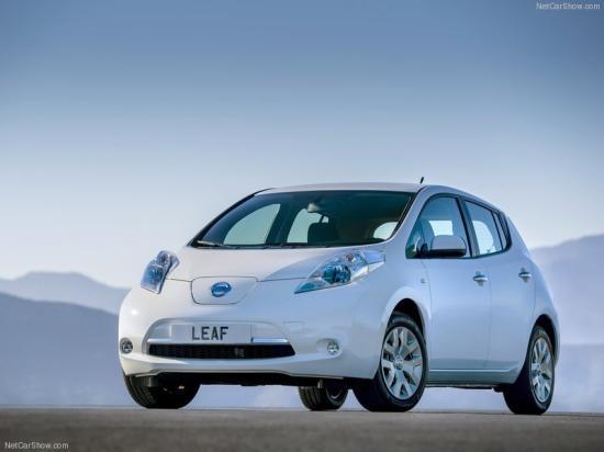 Image of Nissan Leaf