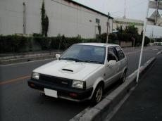 Nissan March Superturbo R