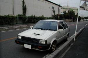 Picture of Nissan March Superturbo R