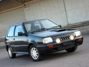 Photo of Nissan March Superturbo R