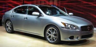 Image of Nissan Maxima SV