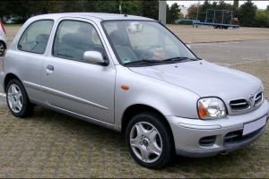 Picture of Nissan Micra 1.0