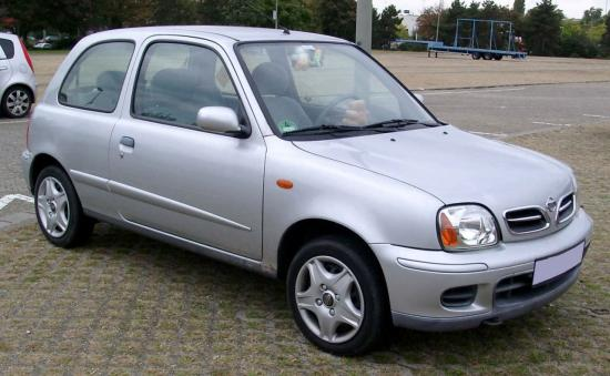 Image of Nissan Micra 1.0